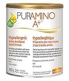 Puramino A+ Hypoallergenic Infant Formula, Powder, 400g