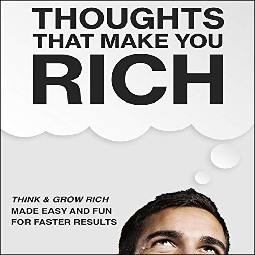 Thoughts That Make You Rich  By  cover art