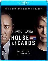 ハウス・オブ・カード 野望の階段 SEASON4 ブルーレイ コンプリートパック [Blu-ray]