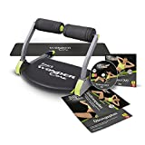 Wonder Core Smart | kompakter Allround-Trainer | stufenlos regulierbarer Widerstand | 6 in 1 Heimtrainer | Das Original aus dem TV