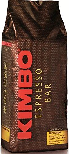 Kimbo Top Flavour (1 kg, Whole bean)