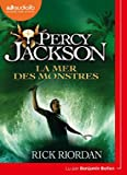 Percy Jackson 2 - Livre audio 1 CD MP3