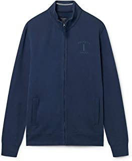 Hackett - MR Classic Full Zip Sweat, Navy