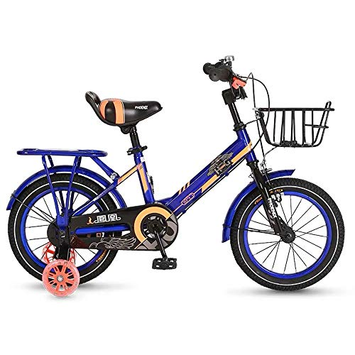 Buy Discount HWZQHJY Sidewalk Freestyle Bike for Kids, Children and Beginner-Level Riders, Featuring...