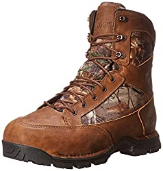 "Danner Men's Pronghorn 8"" 1200G Gore-Tex Hunting Boots – Best Insulated Hunting Boots"
