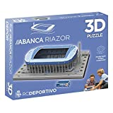 ELEVEN FORCE Puzzle Estadio 3D Riazor (Deportivo), Multicolor,...