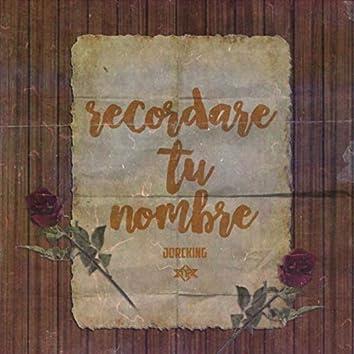 Recordare Tu Nombre