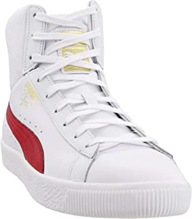 Mens Clyde Core Mid Casual Sneakers,