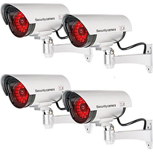 WALI Bullet Fake Security Camera Features