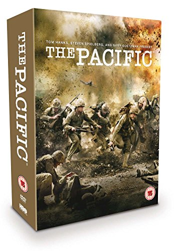 The Pacific - 6 Disc - Digipak Boxset [DVD]