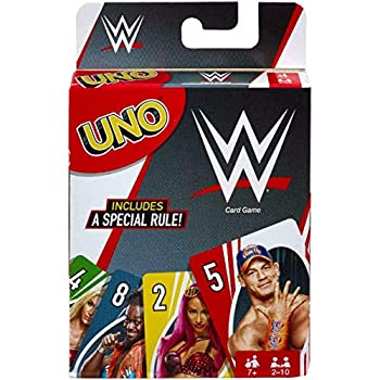 Best wwe uno cards Reviews