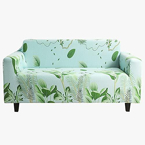 ASCV Funda de sofá elástica para Sala de Estar Funda de sofá Funda de sofá seccional Funda de sillón Muebles elásticos protegidos A3 1 Plaza