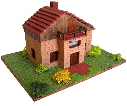 Keranova-30222 Kit De Cerámica Villa Toscana, Color marrón