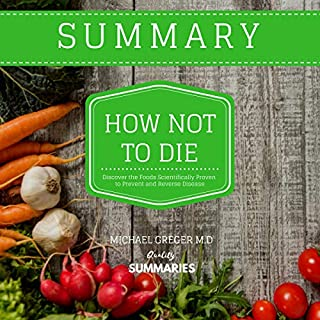 Summary: How Not to Die by Michael Greger MD Titelbild