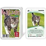 ASS Altenburger Spielkarten Quartett (Katzen 2015)