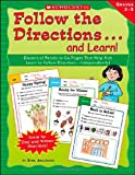 Follow the Directions...and Learn: Grades 2-3