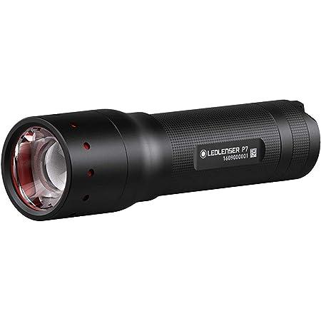 Ledlenser(レッドレンザー) P7 LEDフラッシュライト 単4(AAA)4本 [日本正規品]