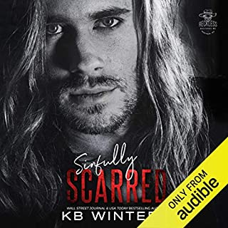 Sinfully Scarred                   Written by:                                                                                                                                 KB Winters                               Narrated by:                                                                                                                                 Lynn Barrington,                                                                                        Noel Harrison                      Length: 6 hrs and 6 mins     1 rating     Overall 5.0