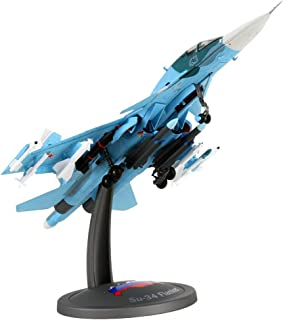 Fityle 1:72 Scale Russia Airforce Su 34 Fullback Flanker Aircraft Diecast Model Toy