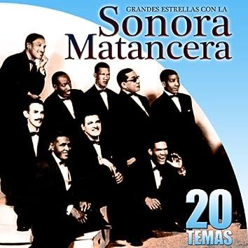 """Grandes Estrellas  con """"La Sonora Matancera"""""""
