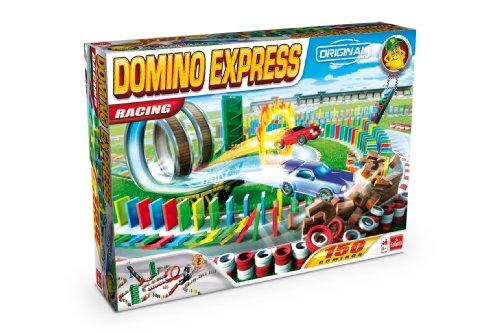 Goliath - 80848.208 - Jeu de Construction - Domino Express - Racing