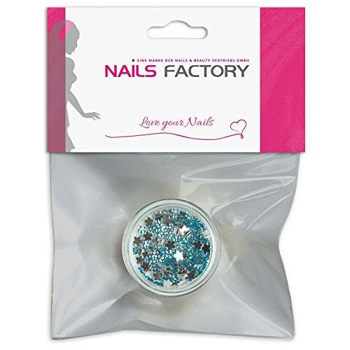 Strass Fleurs Tour quise de pierres de strass avec décoration en cristal Rhinestones Nail Art