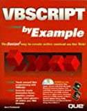 Vbscript by Example by Jerry Honeycutt (1996-09-02) -