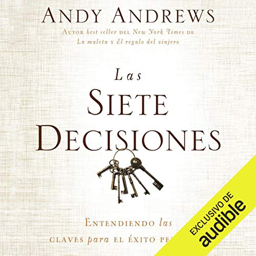 Las siete decisiones [The Seven Decisions] Titelbild