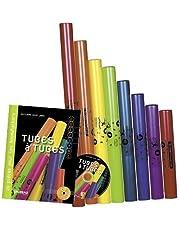 Método FUZEAU 70958 Tubos Tubos Conjunto Boomwhackers