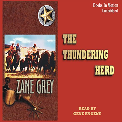 The Thundering Herd audiobook cover art