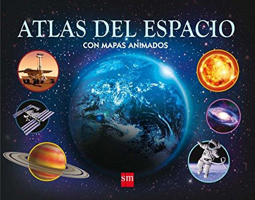 Atlas del espacio con mapas animados