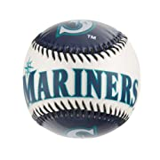 SHOW TEAM PRIDE: These MLB Team balls let you rep your favorite baseball team out on the diamond or around the house and office SOFT CONSTRUCTION: These balls are made with a cushioned synthetic surface and interior which make them softer and bouncie...