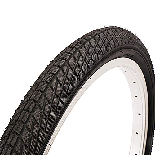 YZONG Foldable Low Resistance Road Bike Tyres with Flexible Rubber Offers Antipuncture Protection for Road Mountain Mud Dirt Offroad Bike Bicycle