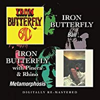 Ball / Metamorphosis by Iron Butterfly
