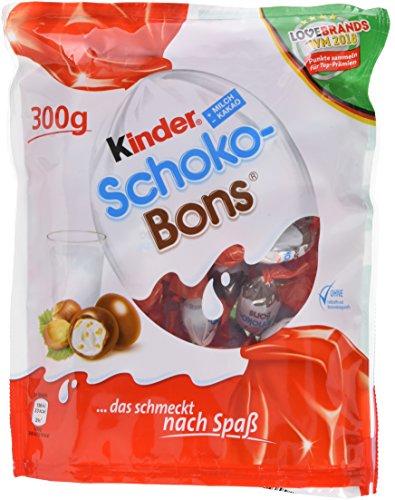 kinder Schoko-Bons Vorratspack, 7er Pack (7 x 300 g Beutel)