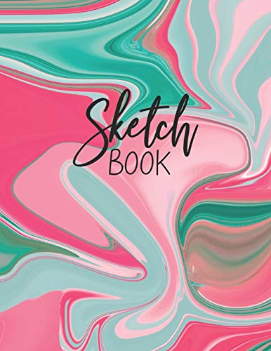 Sketch Book: Notebook for Sketching, Doodling, Writing, Painting, and More | 100+ Pages | 8.5 x 11 Inches