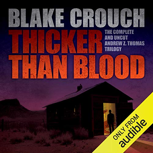 Thicker Than Blood audiobook cover art