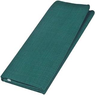 Stylesindia Men's Cotton Lungi Sarong Mundu Dhoti Kaili Pre-Stitched Ready to Wear Solid | Plain Lungis Teal Green