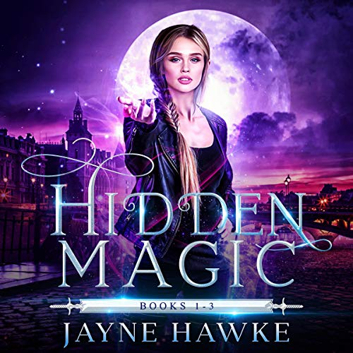 Couverture de Complete Hidden Magic Trilogy
