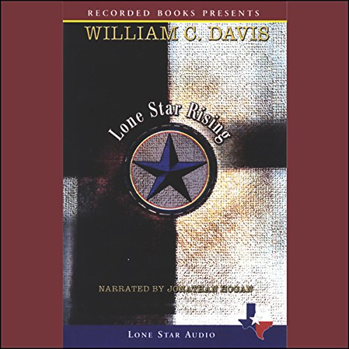 Lone Star Rising audiobook cover art