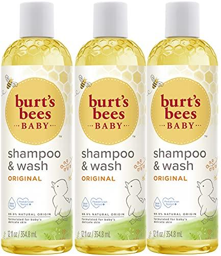 Burt's Bees Baby Shampoo & Wash