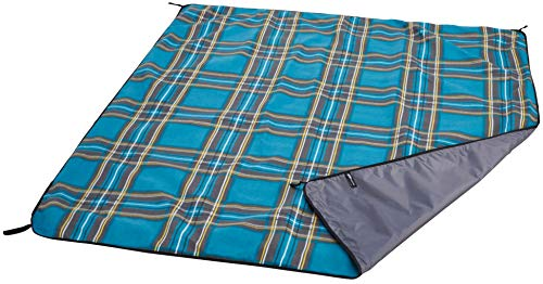 Uquip Picknickdecke Scotty M aus Polar-Fleece (150 x 120cm)