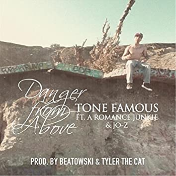 Danger from Above (feat. A Romance Junkie & Jo-Z)