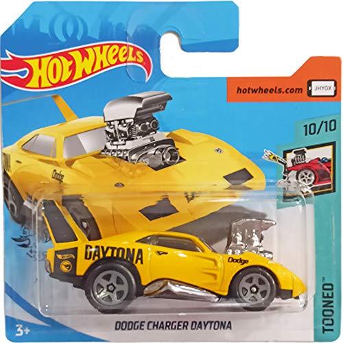 Hot Wheels Dodge Charger Daytona TreasurHunt Tooned 10/10 2020