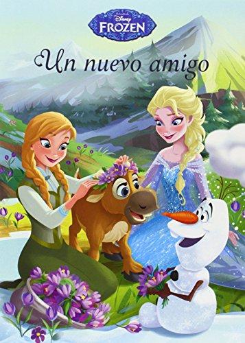 Frozen. Cuento. Un Nuevo Amigo (Disney. Frozen) de Disney (13 nov 2014) Tapa blanda