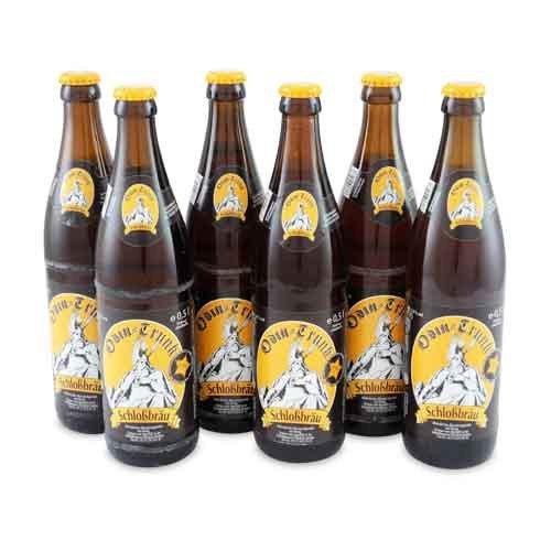 Odin - Trunk (Honigbier / 6 Flaschen à 0,5 l / 5,4% vol.)