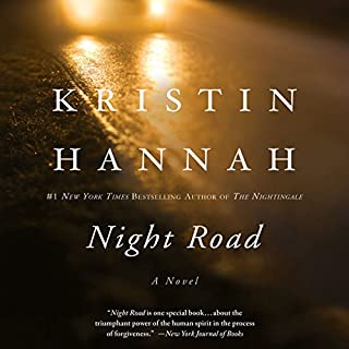 Night Road audiobook cover art