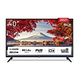 Engel Axil Téléviseur LED avec qualité Full HD 40 Pouces avec HDMI, résolution d'écran: 1920 x 1080 Pixels