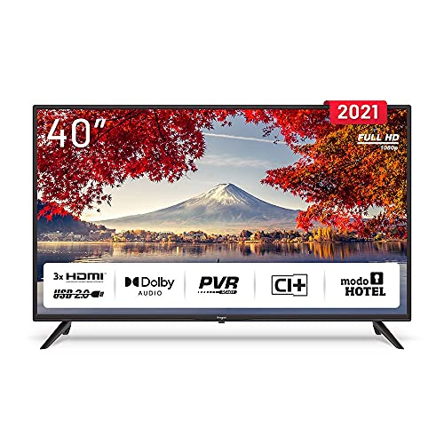 TV Televisión Televisor Engel LE4050 Ever-LED de 40