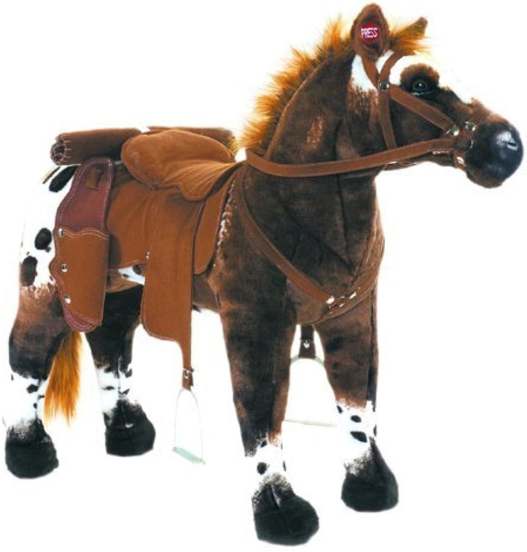 ahorra hasta un 80% Happy Happy Happy People 58937 Cowboy Anglo Arab horse with sound by Happy People  la mejor oferta de tienda online
